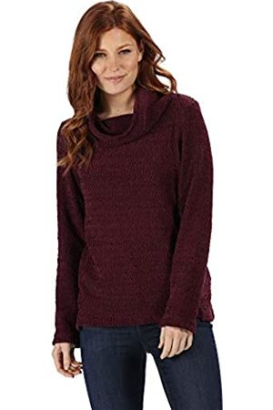 Regatta Quintia Loose Knitted Cowl Neck Style Fleece Forro Polar, Mujer