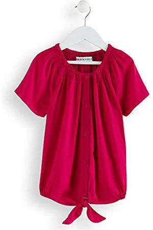 RED WAGON Blusa con Detalle Anudado para Niña