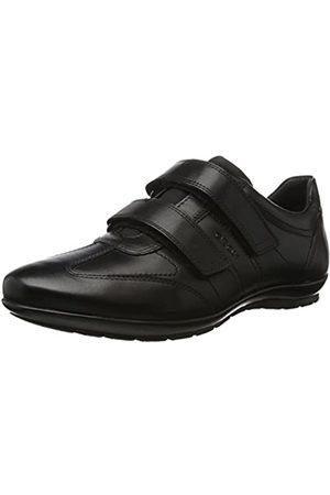 Geox Uomo Symbol D, Zapatos con Velcro para Hombre, 42