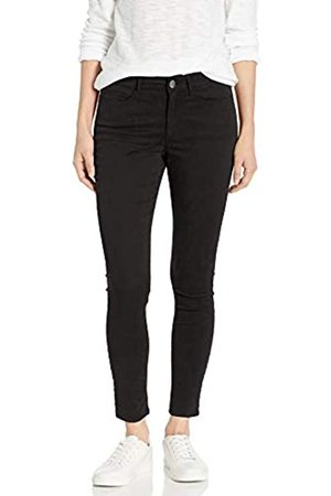 Daily Ritual Sateen Mid-Rise Skinny Ankle Pant Pants