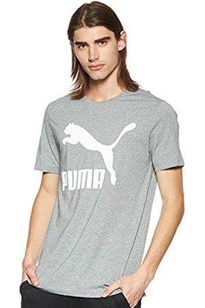 Puma Classics Logo tee Camiseta, Hombre