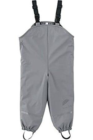 Sterntaler Pantalón impermeable con peto forrado para niños, Edad: 6-9 Meses, Talla: 74
