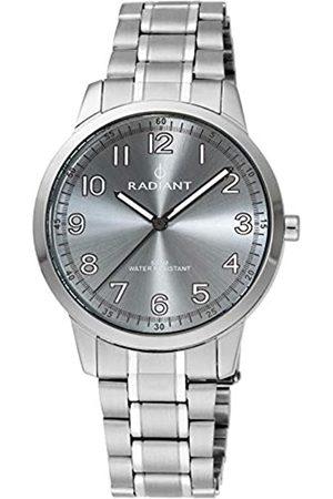 Radiant Reloj Analógico para Hombre de Cuarzo con Correa en Acero Inoxidable RA408203