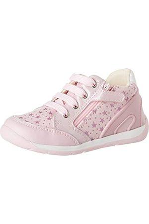 Geox B Each Girl C, Zapatillas para Bebés, (Pink C8004)