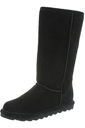 Bearpaw Elle Tall, Botas Slouch para Mujer, (Black II 011)