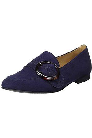 Gabor Shoes Gabor Casual, Mocasines para Mujer, (Bluette (Schwarz) 36)