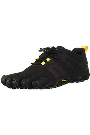 Vibram V 2.0, Zapatillas de Trail Running para Mujer, (Black/Yellow Black/Yellow)