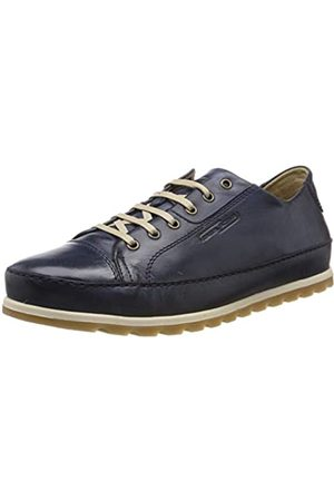 Camel Active Point, Zapatos de Cordones Derby para Hombre, (Denim 3)