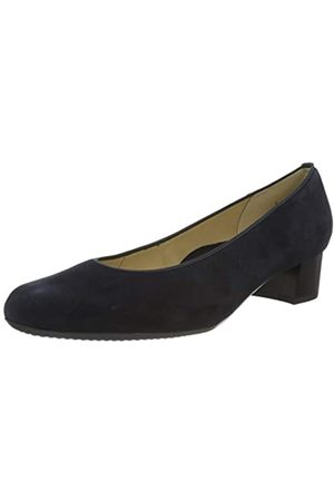 ARA Vicenza 1216601, Zapatos de Tacón p Mujer, (Blau 02)