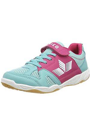 LICO Sport Vs, Zapatillas de Deporte Interior para Mujer, Turquesa Türkis/Pink/Weiß