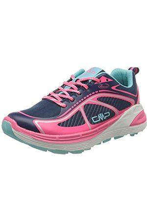 CMP Nashira Maxi Wmn Shoe, Zapatillas de Trail Running para Mujer, (Blue-Gloss 07ME)