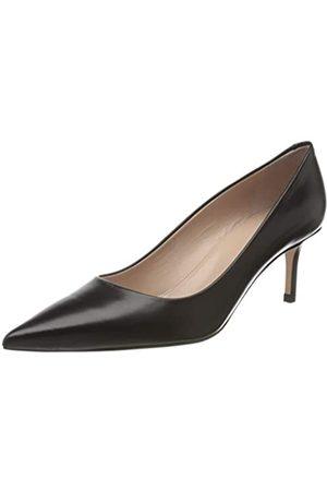HUGO BOSS Ivy Pump 60-c, Zapatos de Tacón para Mujer, (Black 001)
