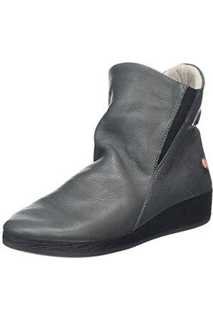 softinos Asti536sof, Botines para Mujer, (Grey 001)