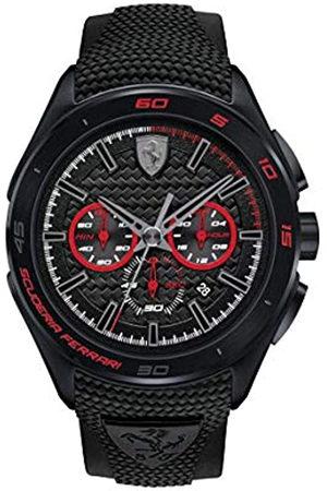 Scuderia Ferrari Ferrari 0830344 Gran Premio - Reloj analógico de pulsera para hombre (cuarzo