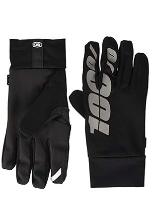 100 Percent HYDROMATIC Waterproof Glove Black XL Guantes para ocasión especial