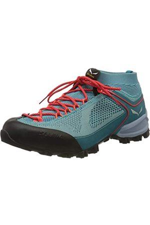 Salewa WS Alpenviolet K, Zapatos de Low Rise Senderismo para Mujer, (Canal Blue/Ocean 3300)