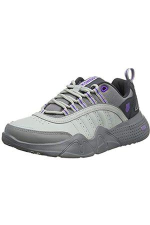 K-Swiss CR-Castle, Zapatillas para Mujer, (Gray Violet/Neon Violet 057)