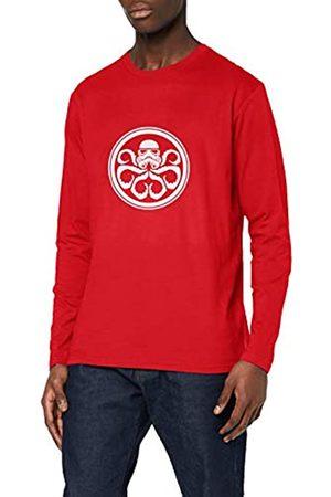 Texlab Hail Trooper-Herren Langarm T-Shirt Camiseta, Hombre