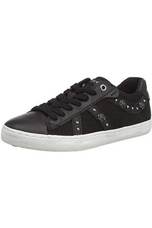 Geox J Kilwi Girl A, Zapatillas para Niñas, (Black C9999)