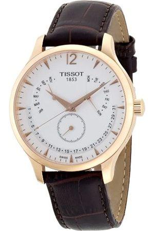 Tissot – Reloj de Pulsera analógico Cuarzo Piel t063.637.36.037.00