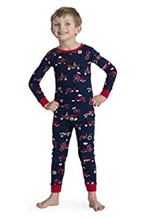 Hatley Organic Cotton Long Sleeve Printed Pyjama Set Conjuntos de Pijama