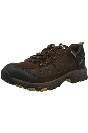 Trespass Scarp, Zapatillas de Senderismo para Hombre, (Dark Brown Dkb)