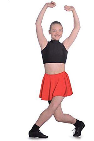 Roch Valley Lcss Falda Circular Corta de Nailon y Licra para niñas, niña Mujer, LCSSRES