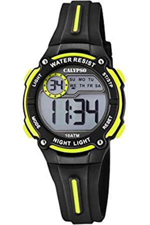 Calypso RelojDigitalparaUnisexNiñosdeCuarzoconCorreaenPlásticoK6068/5