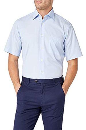 BLUEBLACK Camisa con manga corta Valerio_K Hombre
