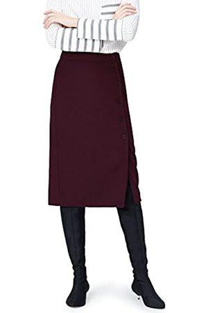 FIND Falda de Botones para Mujer
