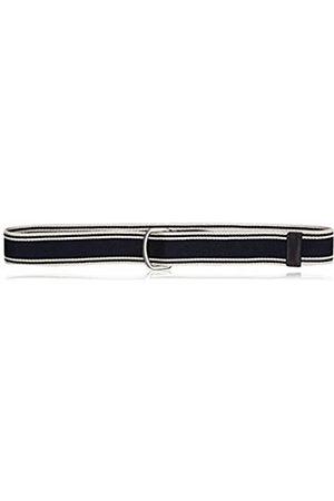 Izod Two Color Stripe Belt Cinturón