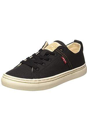 Levi's Global Vulca-Low_s, Zapatillas para Mujer, (R Black 59)