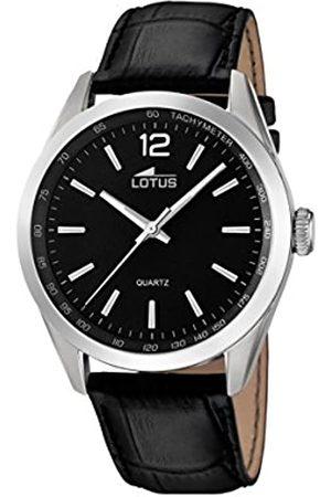 Lotus Reloj analógico para Hombre de Cuarzo con Correa en Piel 18149/2