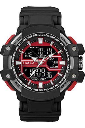 Timex Reloj Hombre de Digital con Correa en Resina TW5M22700