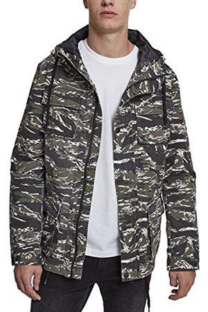 Urban classics Tiger Camo Cotton Jacket Chaqueta