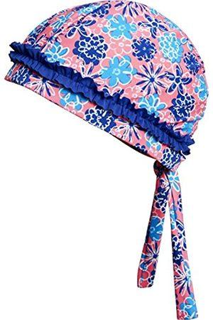 Playshoes Kopftuch Bademütze Veilchen mit UV-Schutz, Sombrero Niños, (lachs)