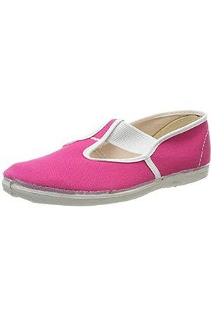 Beck Basic, Zapatillas de Deporte Interior para Niñas, (Pink 06)
