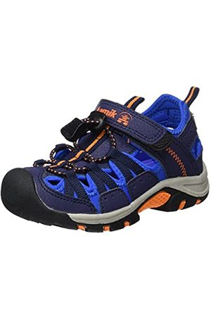 Kamik Wildcat - Zapatos de Low Rise Senderismo Unisex Niños, Color