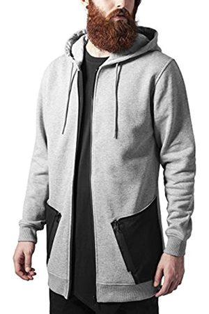 Urban classics Long Peached Tech Zip Hoody Sudadera XL para Hombre