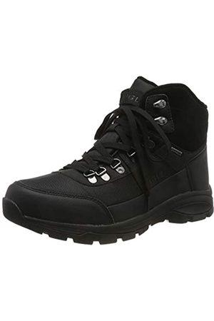 Aigle Vedur Warm, Zapatos de High Rise Senderismo para Hombre, (Black 001)