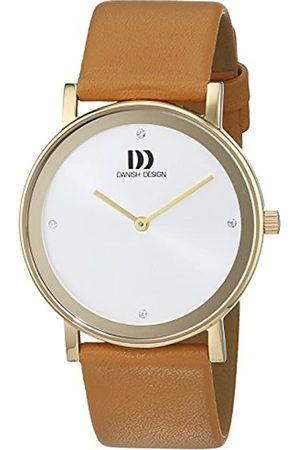 Danish Design Mujeres-Reloj Cuarzo analógico Cuero 3320209