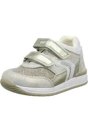 Geox Rishon Bebé Niña S, Zapatos para Bebés, (Copper C7018)