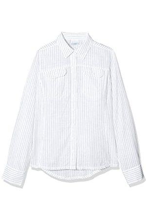 Columbia Camp Henry - Camisa de Manga Larga para Mujer, Mujer, 1450321