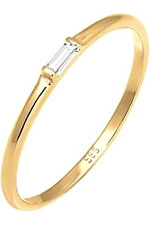 Elli PREMIUM Alianza de compromiso Mujer oro amarillo - 0608152117_52