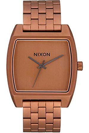 Nixon RelojAnalógicoparaHombredeCuarzoconCorreaenAceroInoxidableA1245-3165-00