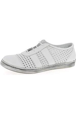 Andrea Conti 1939603, Zapatillas para Mujer, (Weiß 001)