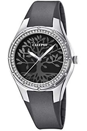 Calypso Reloj Analógico para Mujer de Cuarzo con Correa en plástico K5721/D