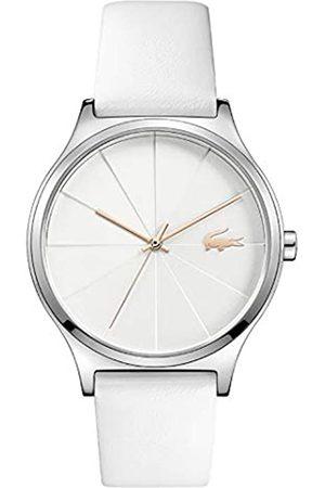 Lacoste Reloj Analógico para Mujer de Cuarzo con Correa en Cuero 2001040
