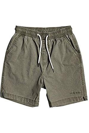 Quiksilver Taxer Jr Pantalones Cortos, Niños