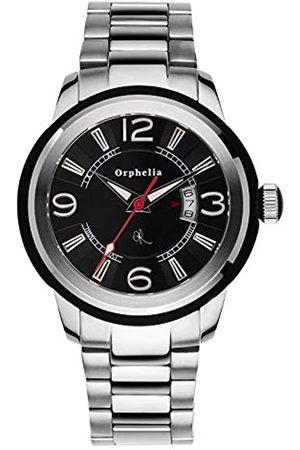 ORPHELIA OR22770348 - Reloj de Pulsera Hombre, Acero Inoxidable